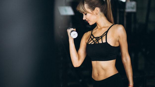 Muskeln sind sexy, auch bei Frauen