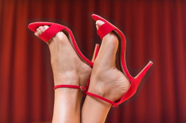 Wieso Männer auf High Heels stehen