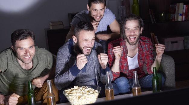 Warum Jungs Männerabende brauchen